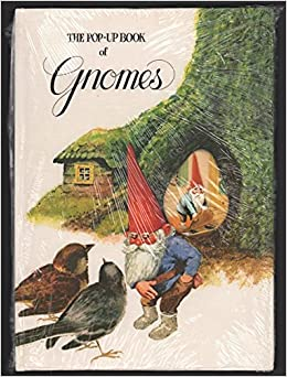 The secret life of gnomes book