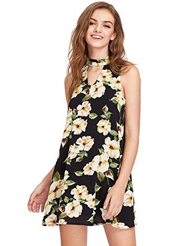 buttoned summer dresses - 3