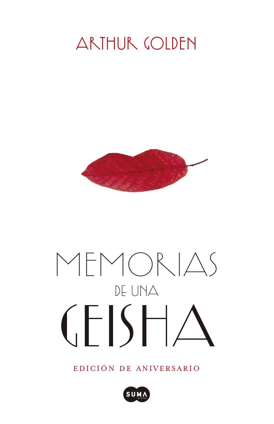 Amazon.com: MEMORIAS DE UNA GEISHA ED 20 ANIVERSARIO ...