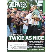 Golfweek April 18, 2014 Magazine