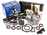 Evergreen TBK277MHWPA Fits 96-97 Subaru Legacy Outback 2.5 DOHC Timing Belt Kit AISIN Water Pump