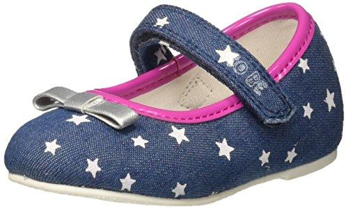 Chicco Zilla, Bailarinas para Bebés Azul (Jeans)