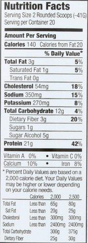 Large Product Image of Orgain Grass Fed Whey Protein Powder, Creamy Chocolate Fudge, Vegan, Non-GMO, Gluten Free, 1.82 Pound, 1 Count