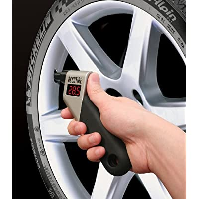 Accutire MS-4021B Digital Tire Pressure Gauge: Automotive