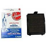 Hoover #40120102 Hepa Filter Dual V Bag, Appliances for Home