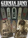 German Army, Thomas J. Suter and David A. Suter, 0764340379
