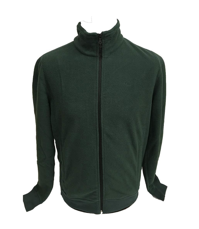 Champion Herren Sweatshirt Grün Dunkelgrüm