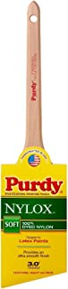 product image for Purdy 144080230 Nylox Series Dale Angular Trim Paint Brush, 3 inch