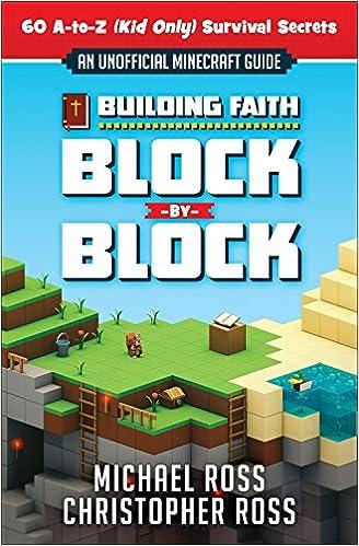 Amazon com: Building Faith Block by Block: [An Unofficial