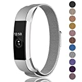 Fundro Compatible Fitbit Alta HR Alta Band, Milanese...