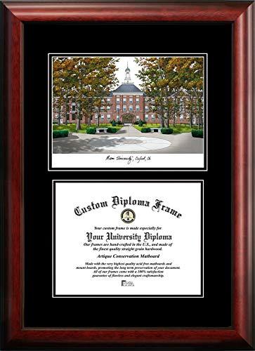 University Double Frame (Campus Images