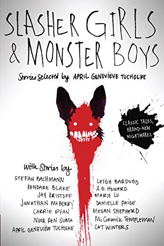 Amazoncom Slasher Girls Monster Boys Ebook April Genevieve
