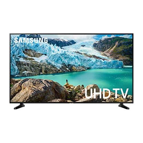"""Samsung 4K UHD 2019 43RU7025 - Smart TV de 43"""" con Resolución 4K UHD, HDR 10+, Procesador 4K, PurColor y Compatible con Asistentes de Voz a buen precio"""