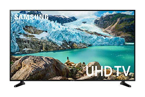🥇 Samsung 4K UHD 2019 43RU7025 – Smart TV de 43″ con Resolución 4K UHD