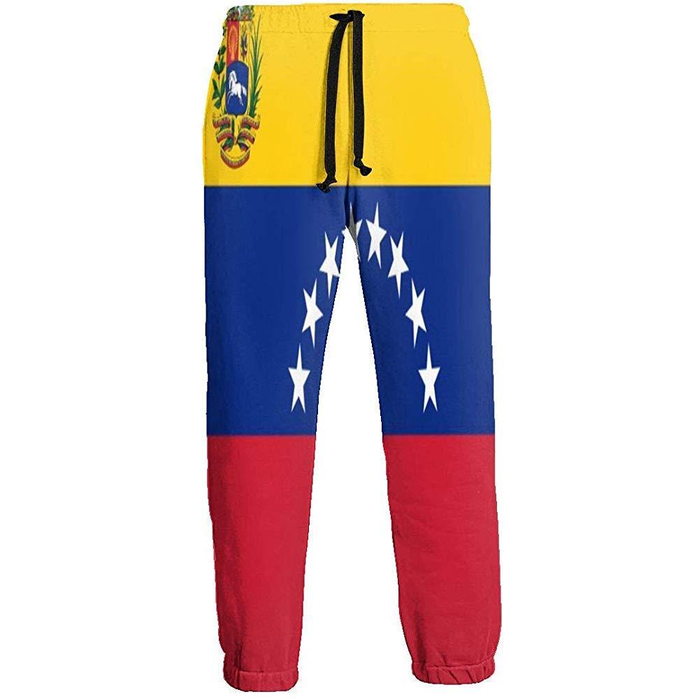Eternity Bliss Venezuela Flag Pantalones de chándal para Hombre ...