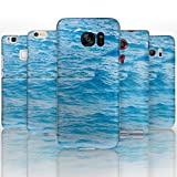 Hairyworm - (BG0066) Ocean Waves Sony Xperia Z2 semi flex plastic cell phone case, cover, hard plastic cell phone case, cell phone cover, cell phone back cover, cell phone protector