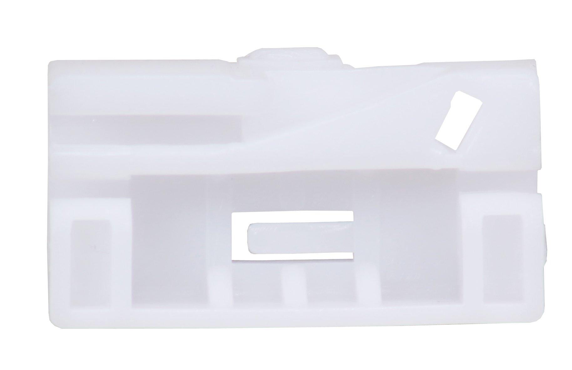 Fydun 2pcs Car Window Switch Button Cap Covers Window Regulator Covers for Vito Viano W639 Sprinter II 906 2003-2013