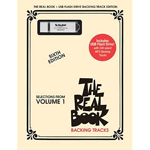 The real book jazz amazon the real book play along volume 1 usb flash drive fandeluxe Images