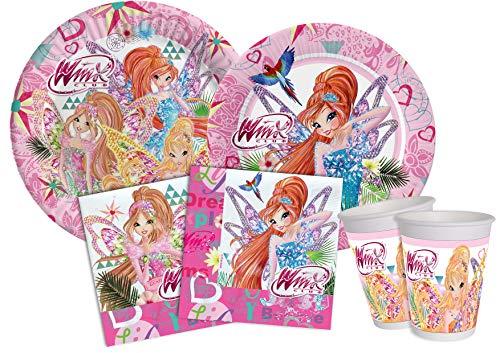 winx club birthday party supplies - 3