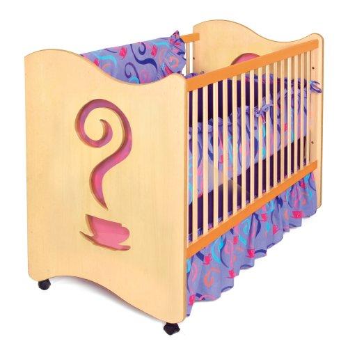 Room Magic Tea Set - Room Magic 4 Piece Crib Set, Girl Teaset