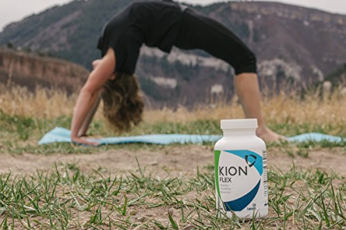 Kion Flex | Supports Joint Comfort, Mobility & Flexibility, and Bone Health | Contains Glucosamine, Chondroitin, Cherry Juice, Ginger, Turmeric, Goat Milk Whey, and More | 30 Servings by Kion (Image #5)