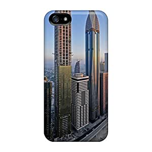 New Downtown Dubai United Arab Emirates Tpu Case Cover, Anti-scratch JoinUs Phone Case For Iphone 5/5s