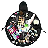 Cosmetic Bag Portable Lazy Makeup Travel Case Pouch Toiletry Organizer Bags