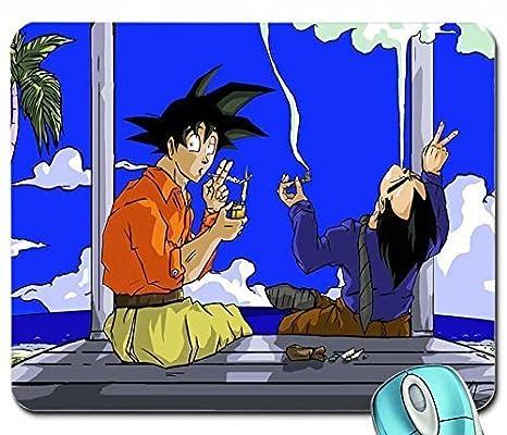 Anime Marijuana Goku Dragon Ball Z 4961x3508 Wallpaper Mouse