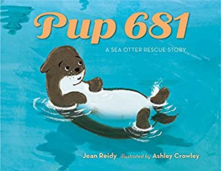 Book Cover: Pup 681: A Sea Otter Rescue Story