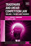 Trademark and Unfair Competition Law, Graeme B. Dinwoodie, Mark D. Janis, 1848442378