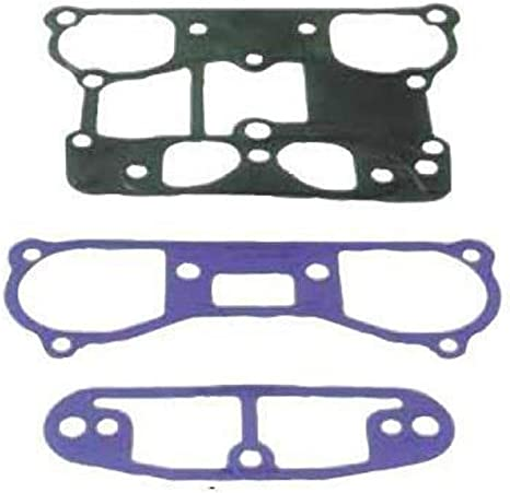S/&S Cycle Exhaust Gasket Compatible for Harley Davidson FXE Super Glide 1984