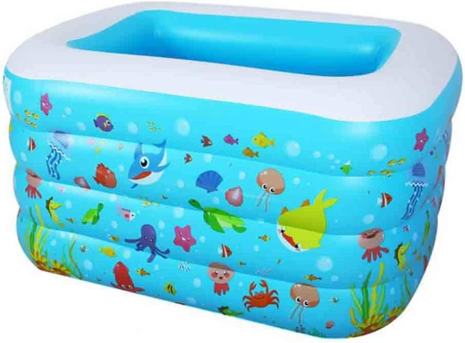 DALL Piscinas hinchables Piscina Inflable Baby Swimming Center ...