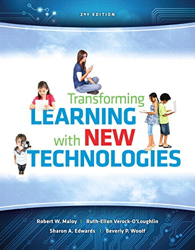 Transforming Learning with New Technologies, Video-Enhanced Pearson eText -- Access Card (2nd Edition)