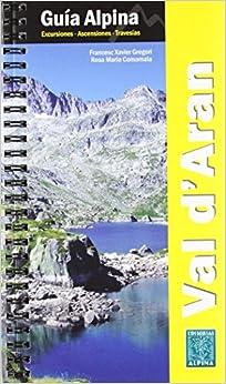 Descarga gratuita Val D'aran. Guía Alpina Epub