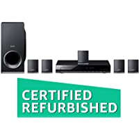 (CERTIFIED REFURBISHED) Sony DAV-TZ145 Home Theatre System (Black)