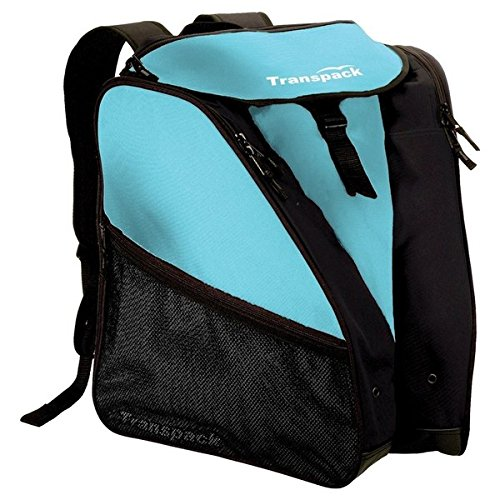 Transpack XT1 Ski Boot/Gear Bag - Aqua Blue 2017 by Transpack