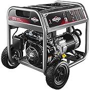Briggs & Stratton 30608, 5500 Running Watts/6875 Starting Watts, Gas Powered Portable Generator