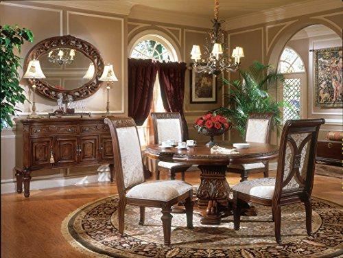 Villagio 5pc Round Dining Room Set