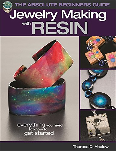 The Absolute Beginners Guide: Jewelry Making with Resin