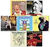 JERRY CLOWER * 7 Different NEW CD's * Collection of 117 Original Stories