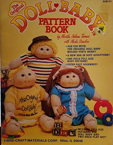 The Original Doll Baby Pattern Book ()