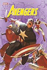 "Afficher ""The Avengers n° 1"""