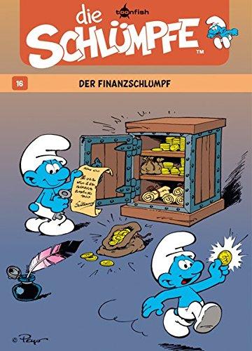Die Schlümpfe. Band 16: Der Finanzschlumpf Gebundenes Buch – 1. November 2012 Peyo Splitter-Verlag 3868699708 Comic