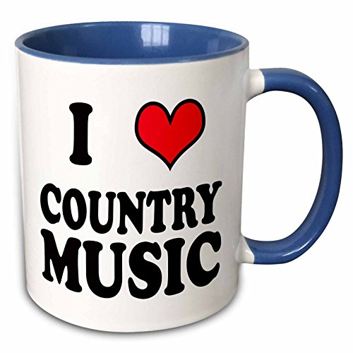 Country Blue Mug - 4