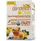 Organic Roasted Dandelion Root Tea (20 Bags)