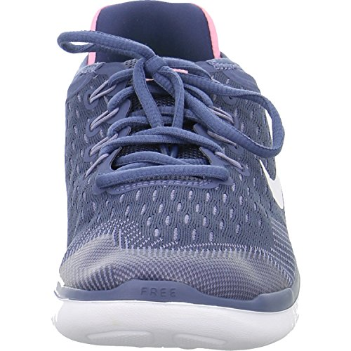 pink Slate Nike Zapatillas 2018 Blue Mujer Running Rn 402 De diffused gs ashen white Multicolor Para Free ZZ6ST