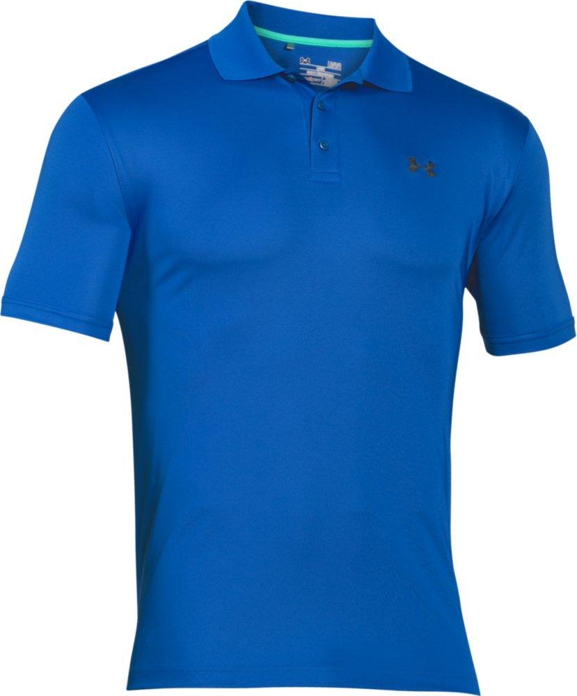 (アンダーアーマー) UNDER ARMOUR パフォーマンスポロ(ゴルフ/ポロシャツ/MEN)[1242755] B017EZTFPY 4X Tall|Ultra Blue/Stealth Gray Ultra Blue/Stealth Gray 4X Tall