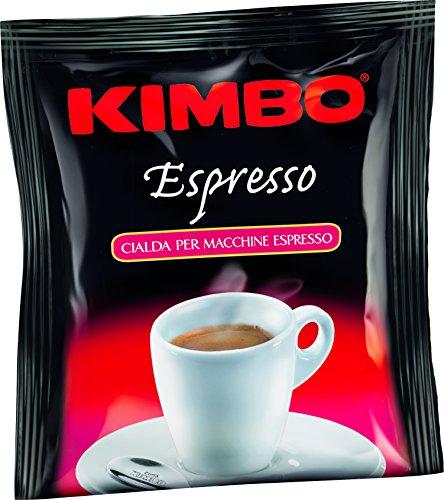 Kimbo Coffee ESE Espresso Pods (Espresso Napoletano, 100 Pods)
