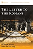 The Letter to the Romans: Exegesis and Application (McMaster New Testament Studies Series Book 7)