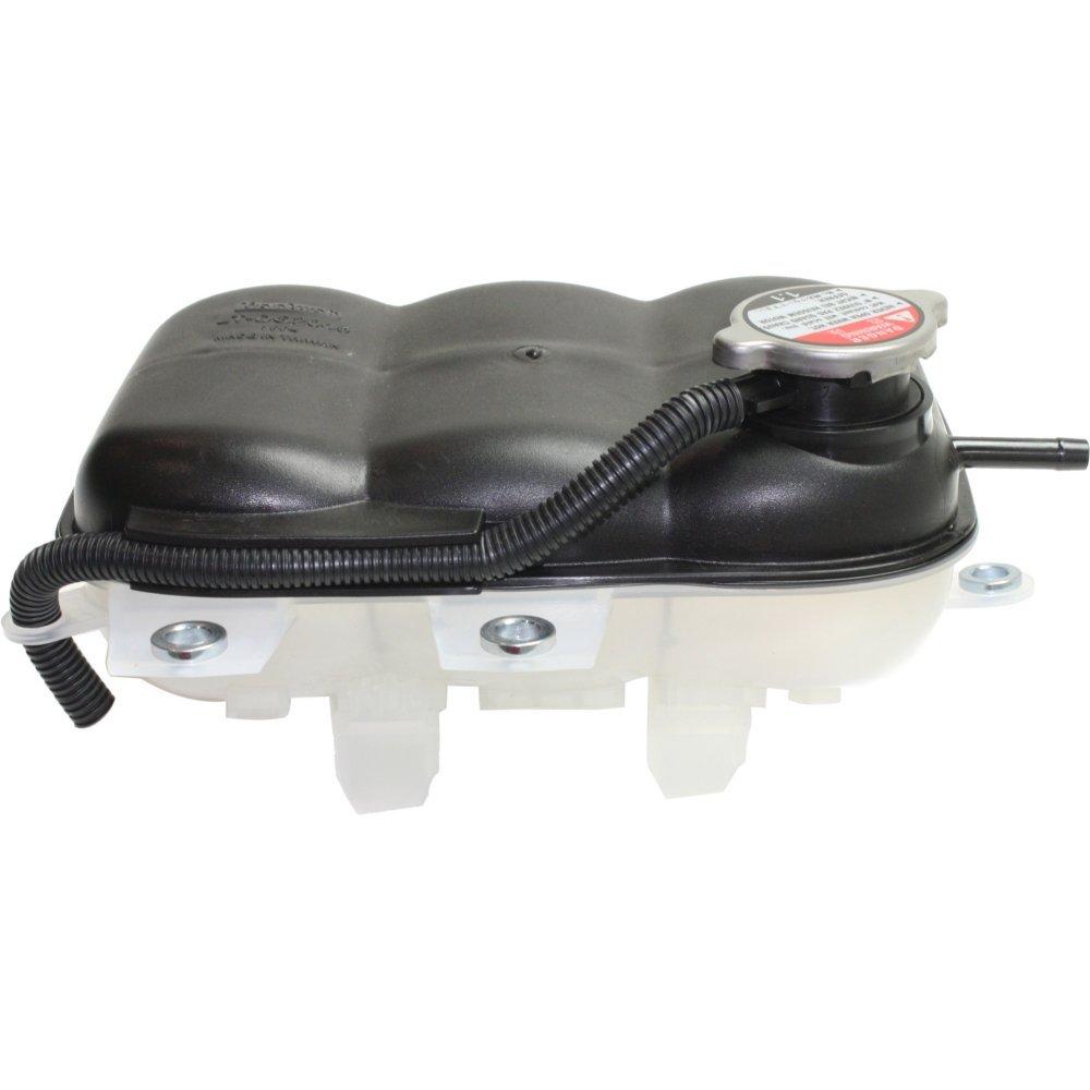 Evan-Fischer EVA118071716119 New Direct Fit Coolant Reservoir Expansion Tank for Dodge Full Size P/U 02-07 W/Cap 3.7/4.7/5.7/8.0L Eng. Plastic